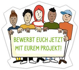 Jugend-Engagement-Wettbewerb 2020/2021, Titelgrafik