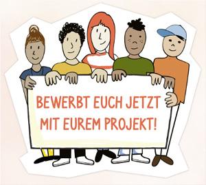 Jugend-Engagement-Wettbewerb 2021/2022, Titelgrafik